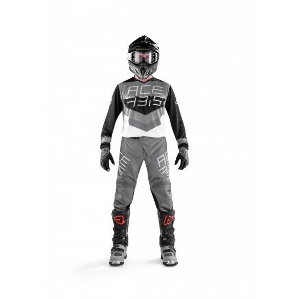 Acerbis cross nadrág - MX Track - szürke