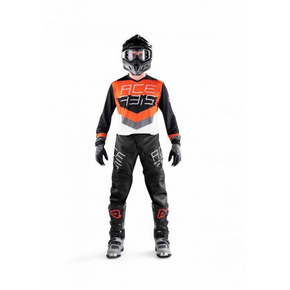 Acerbis cross nadrág - MX Track - fekete