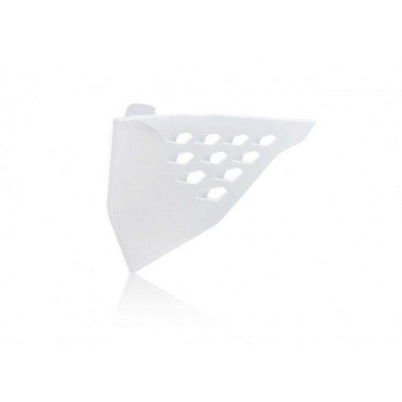 Acerbis légszűrő idom - KTM SX 19-20 VENTED - fehér20