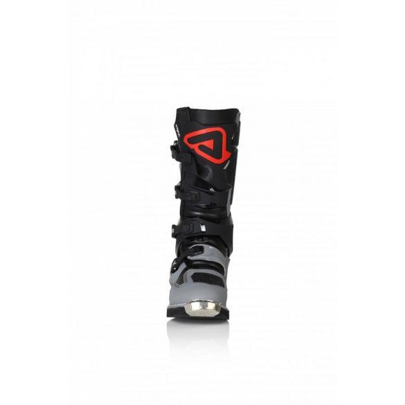Acerbis cross csizma - X-ROCK - fekete/szürke