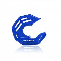 Acerbis első féktárcsa védő - X-Future - kék