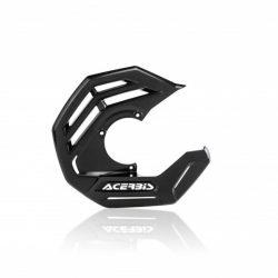 Acerbis első féktárcsa védő - X-Future - fekete