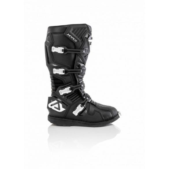 Acerbis cross csizma - X-Race - fekete