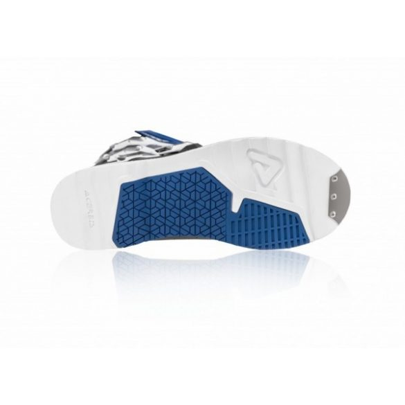 Acerbis cross csizma - X-Race - kék/szürke