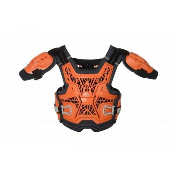 Acerbis protektoring gyerekeknek - Gravity Kid Level 2 - narancs