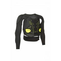 Acerbis protektoring - Plasma Body Armor level 2 - fekete/sárga