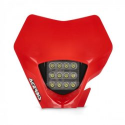 VSL HEADLIGHT MASK GAS GAS EC 21/22 - RED